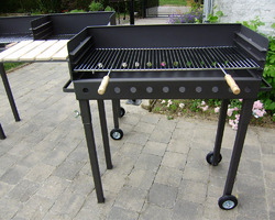 Fabrication Gauthier - Barbecue et broches